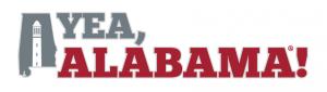 Yea, Alabama! logo